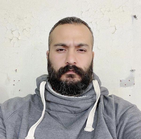 ظاهر جدید میلاد کی مرام + عکس