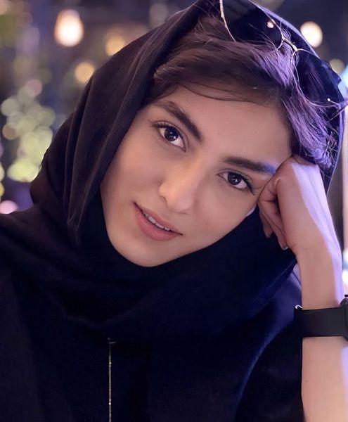 همسر جوان سینا مهراد + عکس