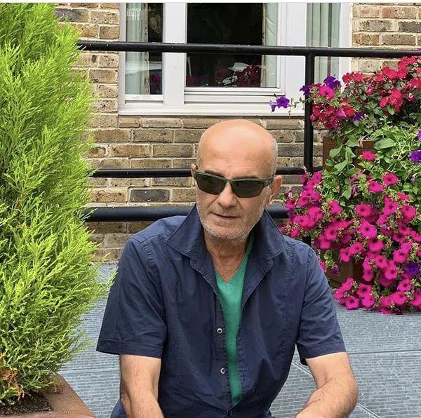 کاهش وزن علی عمرانی در خارج از کشور + عکس