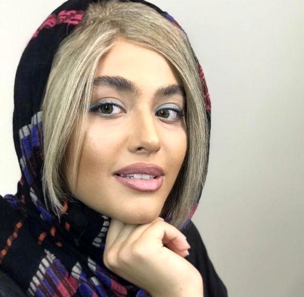 ظاهر جدید ریحانه پارسا + عکس