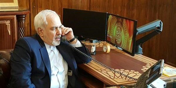 تماس تلفنی ظریف با وزیر خارجه اندونزی