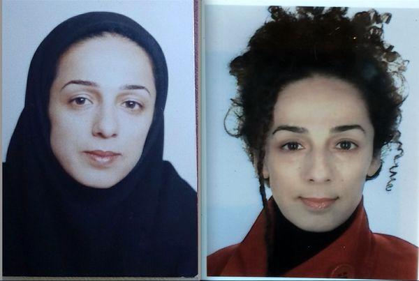 اعلام برائت خواهر میسح علینژاد از خواهر خود
