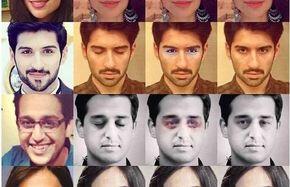 اصلاح پلک زدن هنگام عکس گرفتن با استفاده از هوش مصنوعی