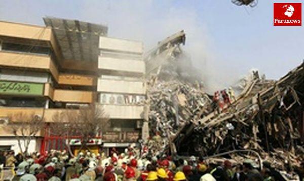 آماده باش بیمارستانها برای پذیرش مصدومان ساختمان پلاسکو