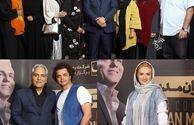 همه بازیگران مهمان مهران مدیری+عکس