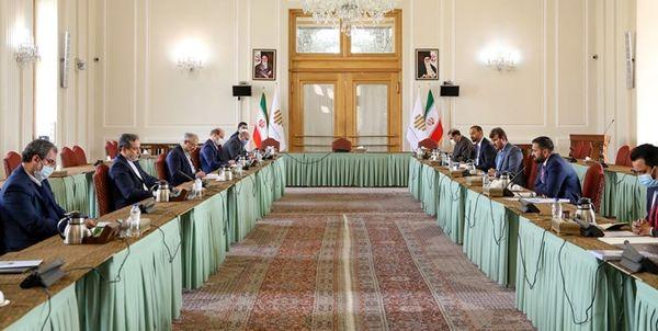 پنجمین دور مذاکرات سند جامع همکاری های راهبردی ایران و افغانستان