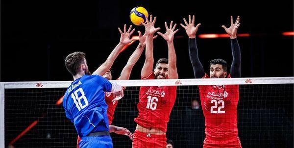 شاخ گوزنها شکست / ایران کانادا را برد