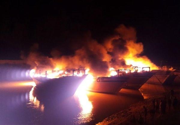 آتش سوزی یک واحد مسکونی در یافت آباد به علت نامعلوم