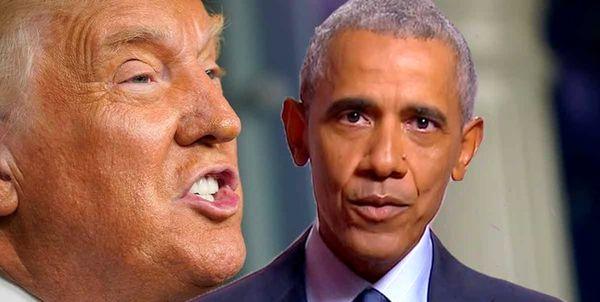 انتقاد اوباما از سیاست خارجی دولت دونالد ترامپ
