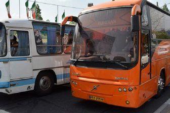 افزایش قیمت بلیت اتوبوس ها در تمامی مسیرهای مرزی عراق !