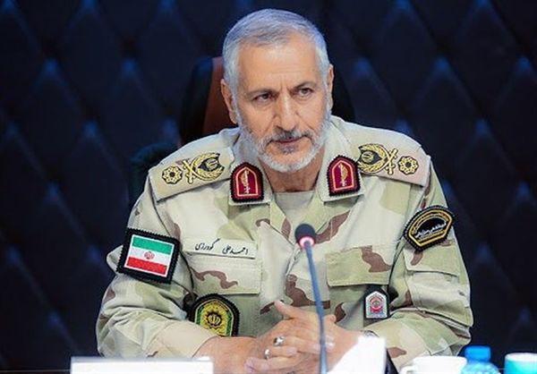 فرمانده مرزبانی ناجا: تشکیل قرارگاه هوشمندسازی مرزی کشور ابلاغ شد
