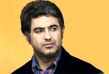 مهدی امینی خواه و خانم بازیگر در ماشین