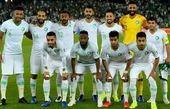 شکست عربستان مقابل امارات در دیدار دوستانه