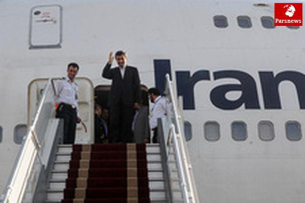 احمدینژاداول فروردین به عشق آبادسفرمیکند