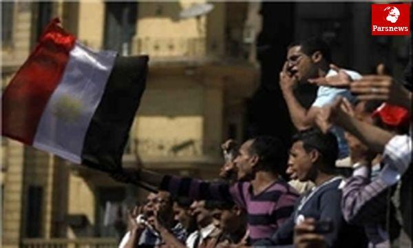 تظاهرات ضدسعودی مقابل سفارت ریاض در قاهره