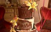 کیک زیبای تولد پرستو صالحی+عکس