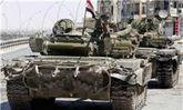 مقر اصلی تروریستها زیر آتش حملات ارتش سوریه