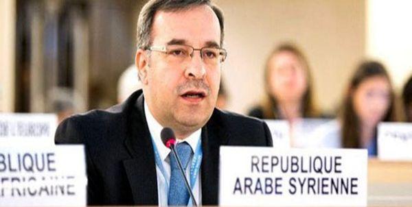 دمشق: سازمان ملل اسرائیل را به پاسخگویی وادار کند