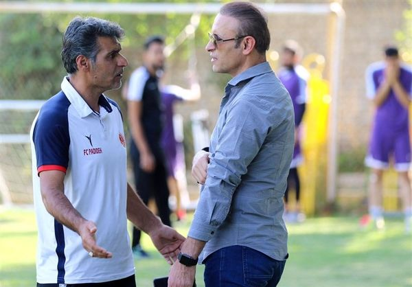 توافق با مدیرعامل، شرط حضور گلمحمدی در تمرین پدیده
