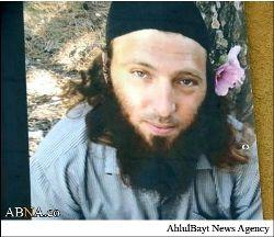 هلاکت یک صهیونیست در سوریه + عکس