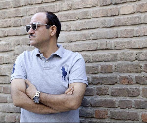 تنهایی های مهران غفوریان + عکس