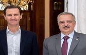 دیدار مهم  رئیس حزب دموکراتیک لبنان با بشار اسد