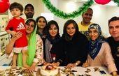 سوپرایز تولد فقیه سلطانی+عکس