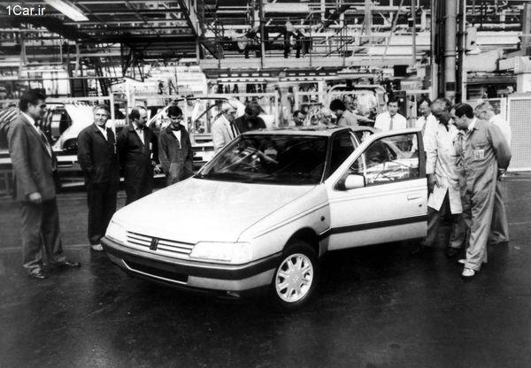 ناتوانی دولت در کنترل بازار خودرو