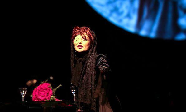 شقایق فراهانی، ژاله صامتی و نسیم ادبی در هفت شهر عشق+عکس