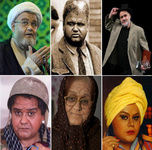چهرههای متفاوت سینمای ایران برای اکبر عبدی