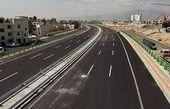 منطقه یک آزادراه تهران-شمال تابستان ۹۸ زیر بار ترافیک میرود