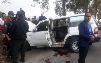 روایت استاندار گلستان از لحظه تصادف خودروی مدیرعامل سازمان تامین اجتماعی