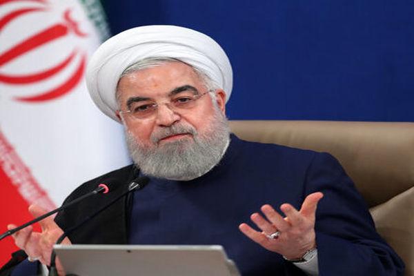 روحانی: هیچ کشوری نمیتواند 6 ماه فعالیتهای اقتصادیاش را تعطیل کند
