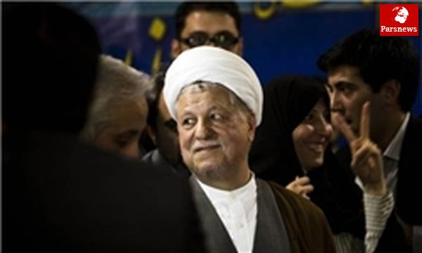 تکذیب تماس تلفنی میان هاشمی و رهبر انقلاب