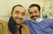 دوست پزشک مجری مشهور + عکس