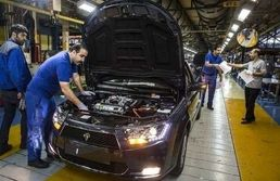 درآمد ناچیز خودروسازان از بازار کشور؛ فقط 10 هزار میلیارد تومان