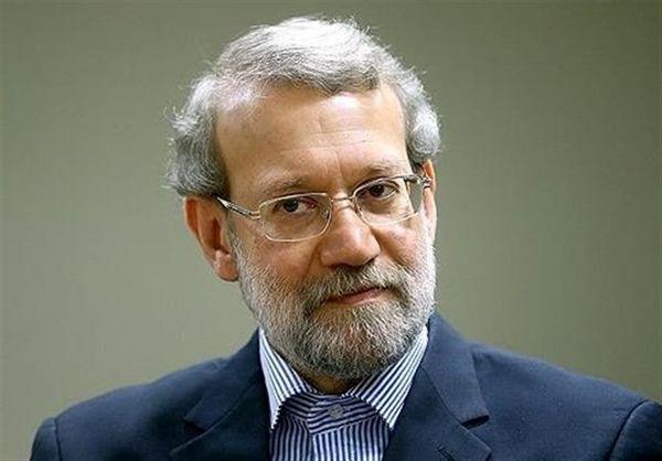 لاریجانی با دبیرکل سابق اتحادیه بین المجالس اسلامی دیدار کرد