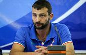 الکساندر چیریچ:  نام بازیکنانم در تاریخ واترپلو ایران ثبت شد
