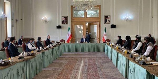بیانیه پایانی مذاکرات بینالافغانی در تهران منتشر شد