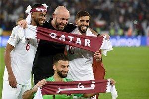 رقابت ایران و قطر برای بازی با اروگوئه و پاراگوئه