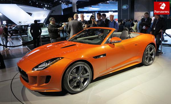 جگوار برنده بهترین طراحی خودرو در سال ۲۰۱۳ شد