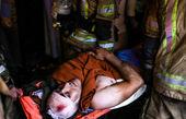 تسلیت دولت به خانواده جانباختگان حادثه کلینیک سینا