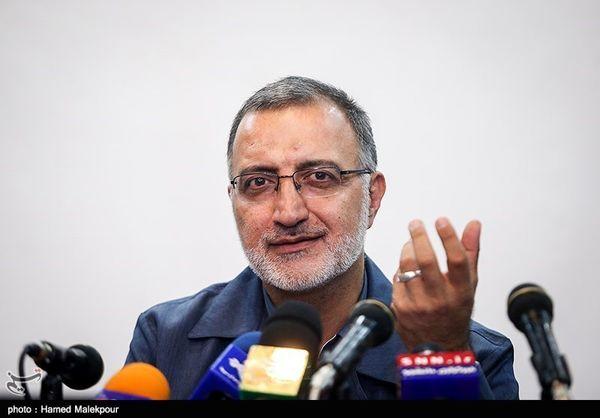 توییتر:: آقای ظریف به خاطر کم کاری هم قطارانتان عذرخواهی کنید