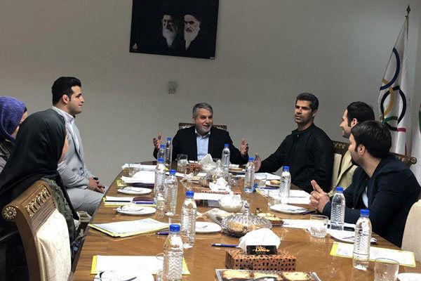 صالحی امیری: کمیسیون ورزشکاران بازوی مشورتی است