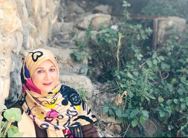 خویشاوندان خانم گوینده خبر+عکس