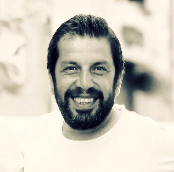 چهره خندان عباس جمشیدی فر + عکس