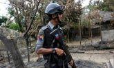 شلیک پلیس میانمار به تظاهرات کنندگان