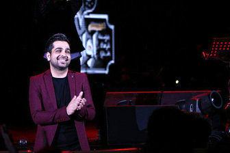 برپایی کنسرت «فرزاد فرخ» در تهران