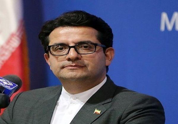 واکنش سخنگوی وزارت خارجه به ادعاها درباره خرابکاری و حملات سایبری