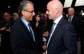 گزینه عربستان برای انتخابات ریاست AFC